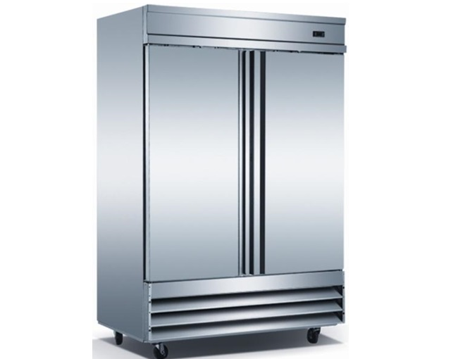 Universal Coolers 54 Quot Reach In Refrigerator