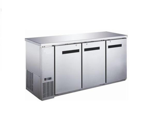 Universal Coolers 72 Quot Solid Door Back Bar