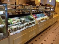 Refrigerated custom display cases